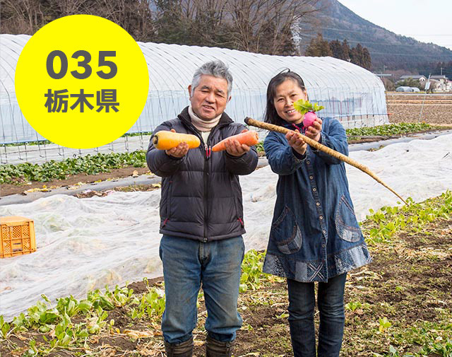 栃木県:駒場農園