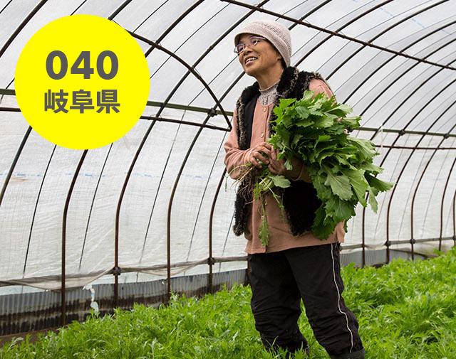 岐阜県:なずな農園